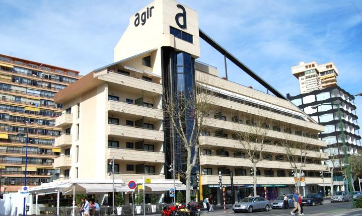 Hotel Agir Fassade