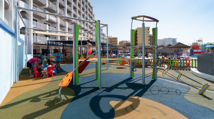 Child play bali hotel benalmadena costa
