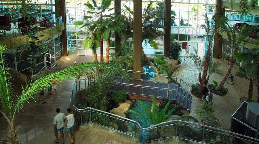 Medplaya Hotel Flamingo Oasis Im Benidorm Alicante