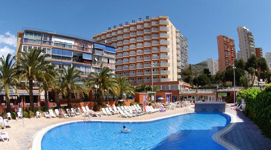 Poseidon Palace Hotel Benidorm