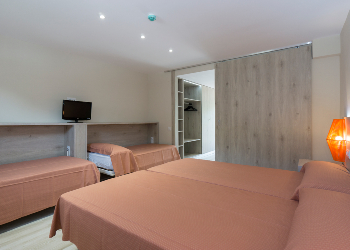Superior Family Room Hotel San Eloy