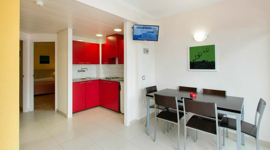 Apt 2 bed san eloy apartment tossa de mar